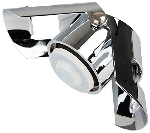Fackelmann 49607 Sektverschluss, Stahl, silber