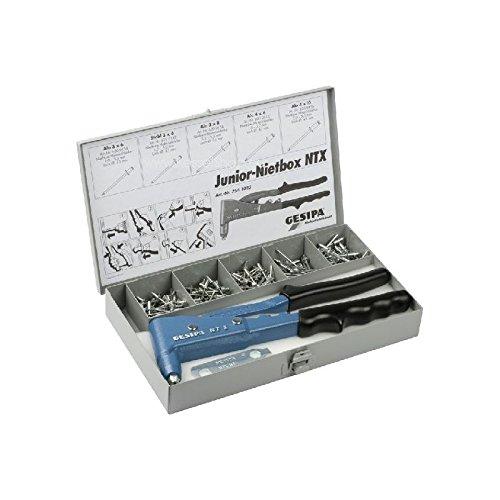 Gesipa Nietbox mit Nietzange NTX Junior, 7541023.0