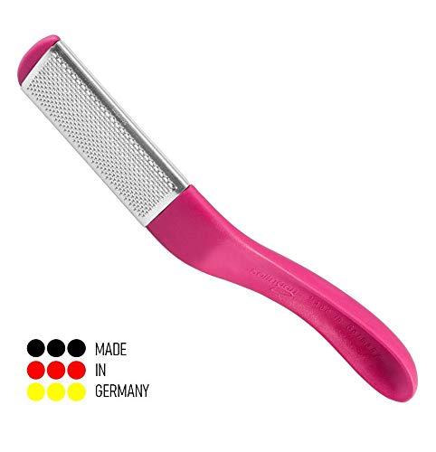 Schwertkrone Fussraspel Hornhautraspel Solingen | Raspelfeile Hornhautentfernung Solingen (pink)