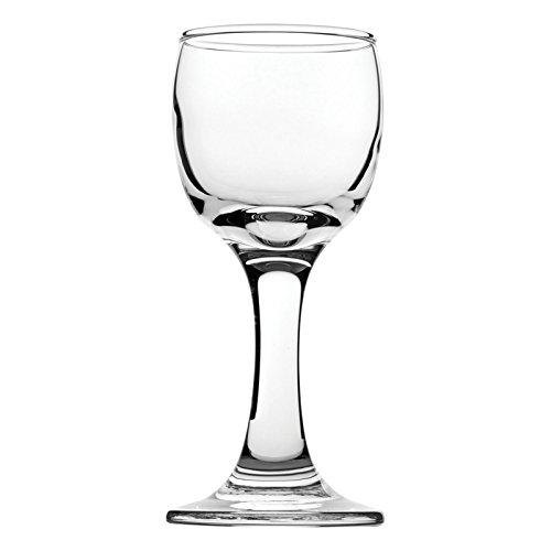 UTOPIA p44134Likör und SHERRIES Bistro Glas, 2oz, 6cl (24Stück)