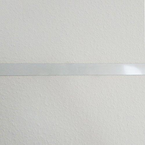 Selbstklebende Magnet-Wandleiste MAGSTICK I mag_063 I 2,5 Meter I Haftgrund für Magnete I zuschneidbar