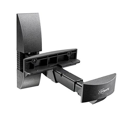 Vogel's VLB 200 Lautsprecher-Wandhalterung, schwenkbar, max. 20 kg, 2 Halterungen, schwarz
