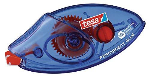 Tesa Einweg-Kleberoller, festklebend 8,5m:8,4mm