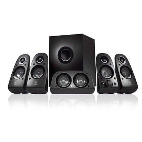 Logitech Z506 5.1 150 watts Lautsprechersystem schwarz