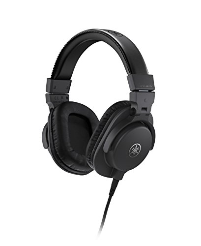 Yamaha HPH-MT5 Studio Monitor Kopfhörer schwarz