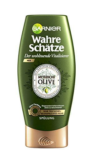Garnier Wahre Schätze Spülung, 1er Pack ( x 200 ml)