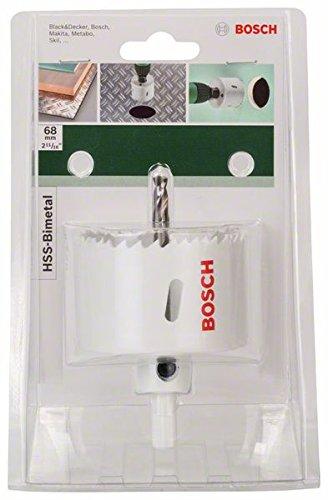 Bosch DIY Lochsäge HSS-Bimetall (Ø 68 mm)