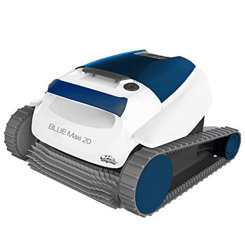 Dolphin Blue Maxi 20-Roboter Auto waschsaugern für Pools (Boden und Wände) Navigationssystem Preciso Clever Clean
