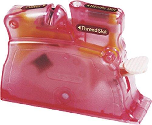 Clover MID(H24,4,10) Tisch-Nadeleinfädler Profi, rosa