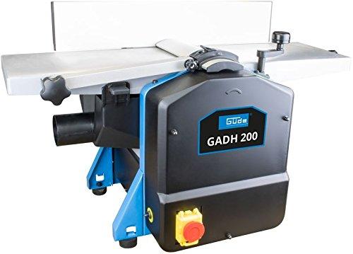 Güde Abricht- und Dickenhobelmaschine GADH 200