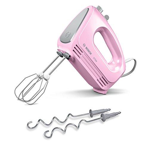 Bosch MFQ2210K Handrührer Clever Mixx Fun, 375 W, gentle rosa