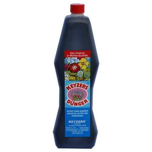 Keyzers Dünger 1000ml für Blüh- und Grünpflanzen +Kakteen
