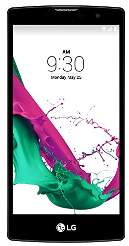 LG G4c Smartphone (12,7 cm (5 Zoll) Display, 8 Megapixel Kamera, 1,2-GHz-Quad-Core-Prozessor, Android 5.0) metallic silber