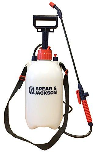 Spear & Jackson Düsen und Spritzen 5LPAPS, transparent