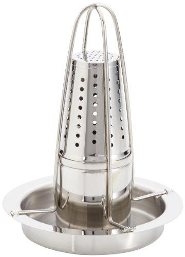 Küchenprofi 10 3801 28 00 Hähnchengriller BBQ 'Advantage' mit Aromabehälter