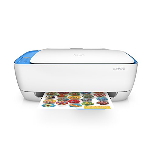 HP DeskJet 3639 Multifunktionsdrucker (Drucker, Scanner, Kopierer, WLAN, Airprint, HP Instant Ink)