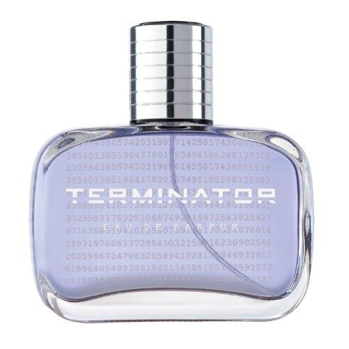 Terminator, homme/men Eau de Parfum, 1er Pack (1 x 50 ml)