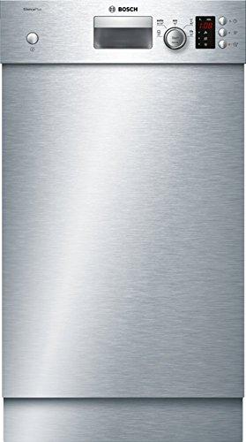 Bosch SPU25CS03E Unterbaugeschirrspüler/A+ / 220 kWh/Jahr / 2380 L/jahr / Aqua Sensor/Active Water Hydrauliksystem/edelstahl