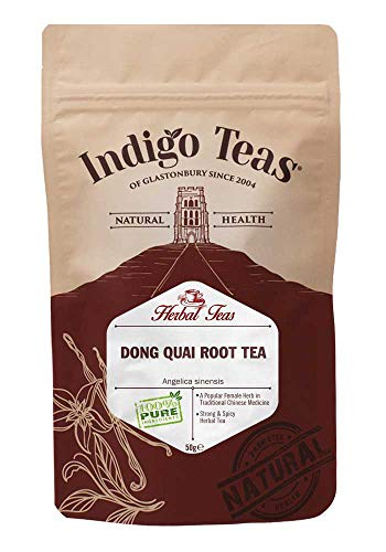 Indigo Herbs Dong Quai Wurzel Tee 50g