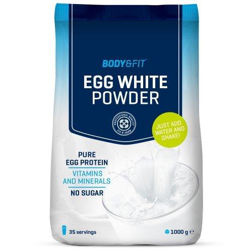 Eiklar Pulver 1kg - Reines Ei-Eiweiß - Zusatzfrei