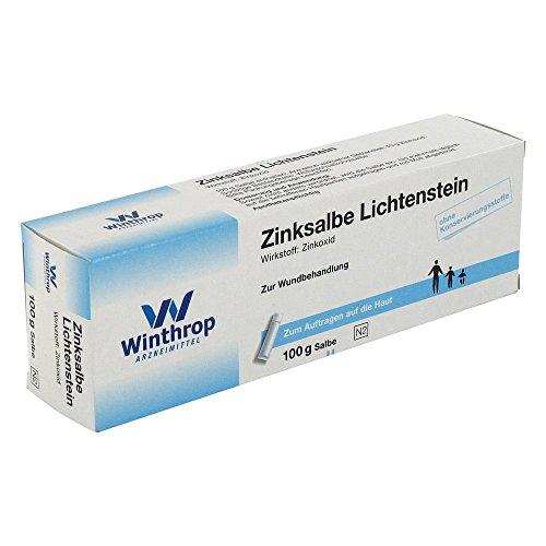 Lichtenstein Zinksalbe Salbe, 100 g