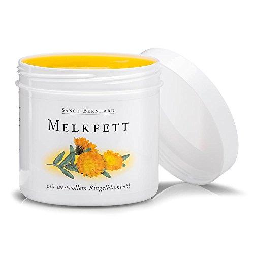 Sanct Bernhard Melkfett mit Ringelblumenöl 500 ml