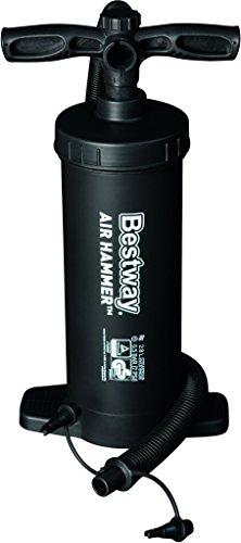 Bestway Doppelhubkolbenpumpe 'Air Hammer' 37cm in Schrumpffolie mit Einleger
