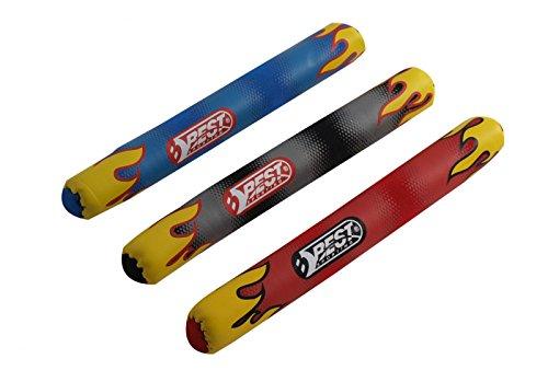 Best Sporting Tauchstäbe, blau, schwarz und rot