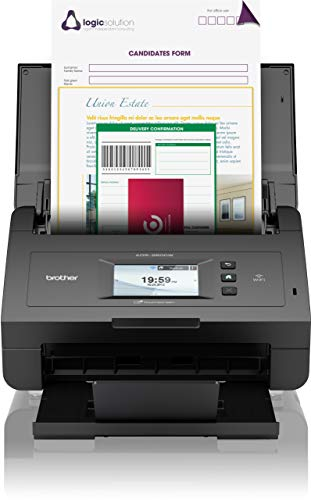 Brother ADS-2600W Scanner (Refill)