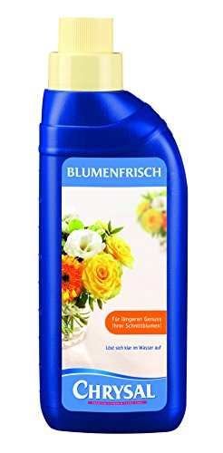 Chrysal Blumenfrisch Schnittblumennahrung, 500 ml