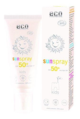 eco cosmetics: Kids Sonnenspray LSF 50+ (100 ml)