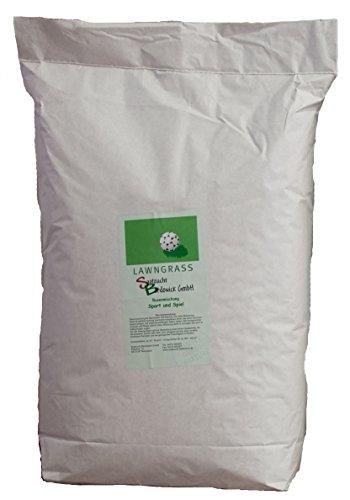 Rasen Sport und Spiel Grassamen Rasensamen Rasensaat Gras 10kg - Qualität zum fairen Preis