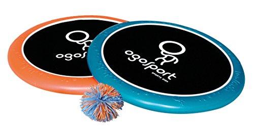 Schildkröt Fun Sports Ogo Sport Set, blau - orange, 2 Scheiben à 30,5 cm