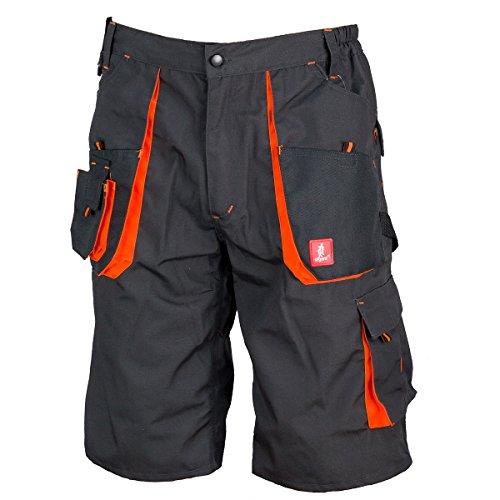 Kurze Arbeitshose Sicherheitshose Schutzhose Arbeitsbekleidung Sommer (KR-URG-A)