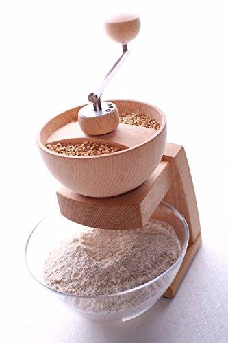 Kornkraft Getreidemühle Mia Mola Handmühle