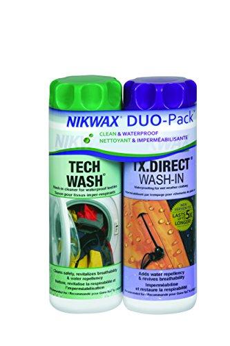 Nikwax VAUDE Waschmittel Tech Wash TX Direct VPE6, transparent, 2 * 300ml, 30014