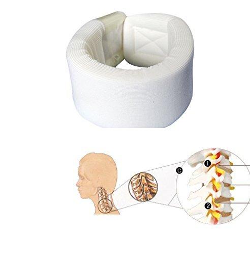 Funwill Halskrause, weich, fest, Schaumstoff, zur Stützung des Nackens, Größe M