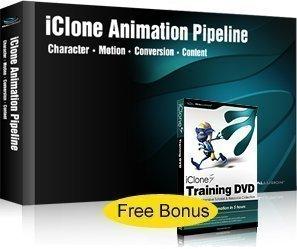 iClone Animation Pipeline