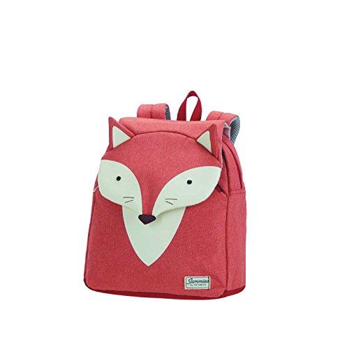 SAMSONITE Happy Sammies - Children Backpack S Schulrucksack, 28 cm, 7.5 L, Fox William