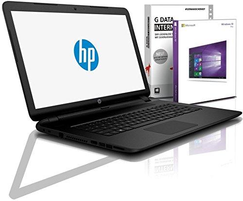 HP (15,6 Zoll) Notebook (Intel N3350 Dual Core 2x2.40 GHz, 8GB RAM, 750GB S-ATA HDD, DVD±RW, Intel HD 400, HDMI, Webcam, Bluetooth, USB 3.0, WLAN, Windows 10 Prof. 64 Bit, #5565