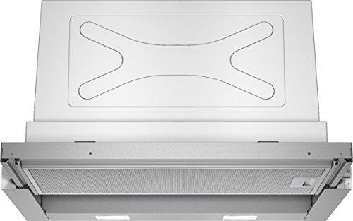 Siemens LI67RA530 iQ300 Flachschirmhaube / 59,8 cm / Lüfterleistung / silbermetallic