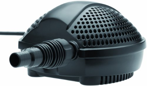 Pontec Filter- und Bachlaufpumpe PondoMax Eco 1500