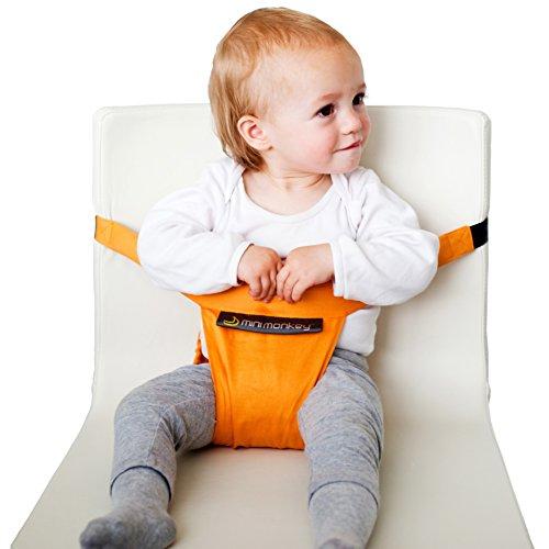 Minimonkey - tragbarer Baby-Sitz