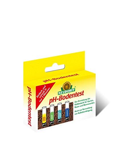 Neudorff 00125 pH-Bodentest