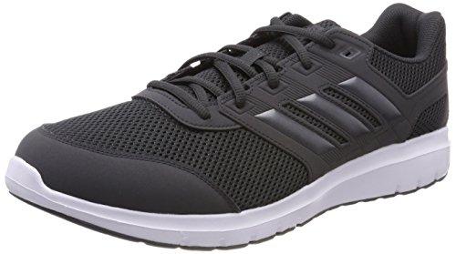 adidas Herren Duramo Lite 2.0 CG4044 Traillaufschuhe, Grau (Carbon/Black), 43 1/3 EU