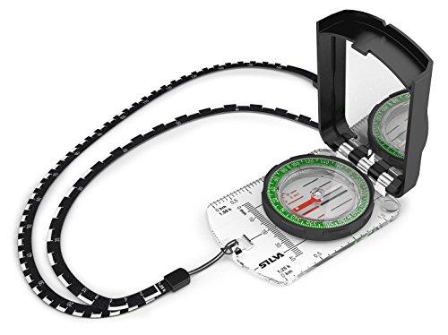 Silva Ranger S Kompass, Transparent, One Size