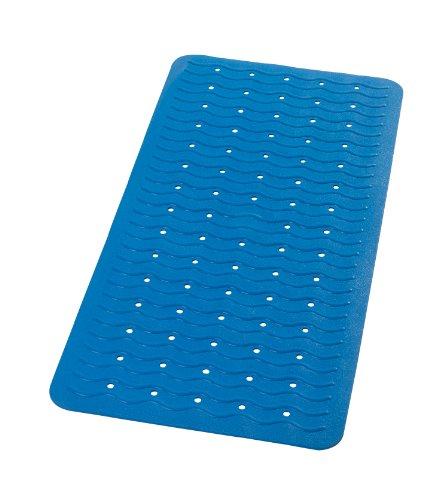 Ridder 68303-350 Badewanneneinlage ca. 38 x 80 cm, Playa neon-blau