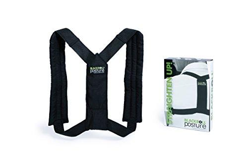 BLACKROLL POSTURE - das Original. Haltungstrainer für ein deutlich verbessertes Körperbewusstsein und eine gute Körperhaltung, Größe XS - L