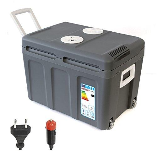 Dino KRAFTPAKET 131002 40L 12V 230 V Elektrische Kühlbox Thermoelektrische Thermobox