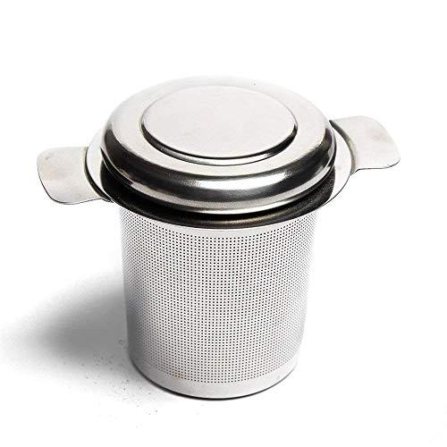 VAHDAM, Klassische tea infuser | teesieb für losen Tee | FDA-geprüfter loser 18/8-Tee-Steeper aus Edelstahl | Beste tea strainer für losen Tee | tee sieb für losen Tee | teesieb für tasse | teefilter
